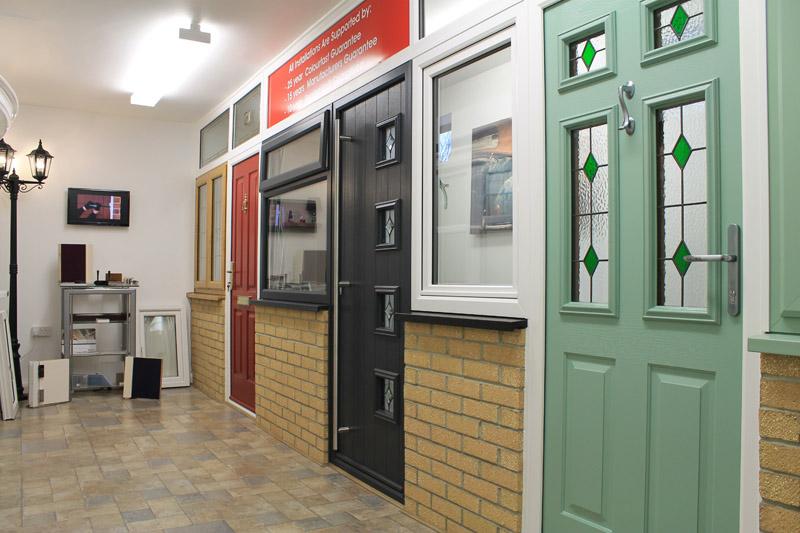 Composite Door Showroom & Our Showroom | Sealtight Windows | UPVC Windows Doors ...